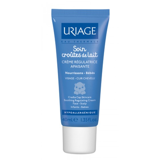 Uriage Bebe 1st Creme Crosta Lactea 40ml