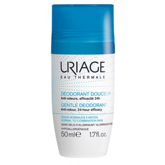 Uriage Deo Suave Roll On Peles Sensíveis 50ml