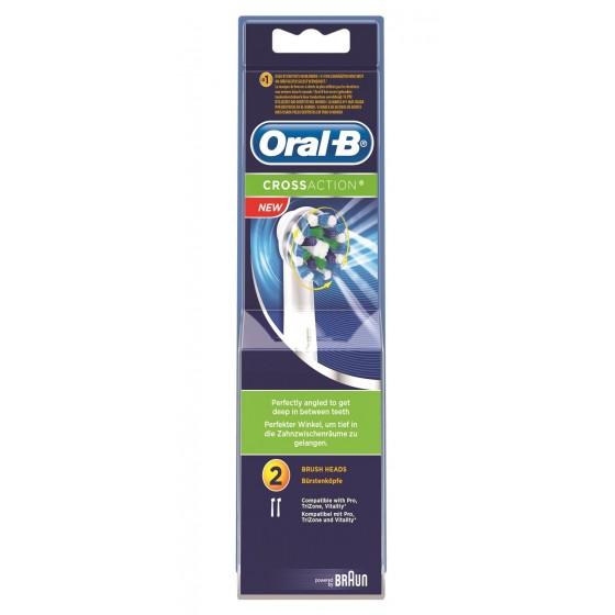 Oral B Rec Esc Elect Crossaction X2