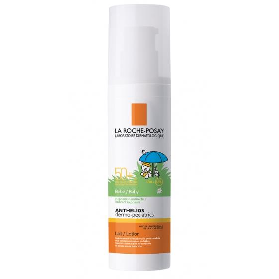 La Roche Posay Anthelios Leite para Bebe FPS50+ Sem Perfume 50ml