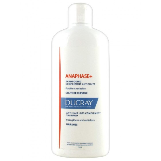 Ducray Anaphase+ Champô Antiqueda 400ml