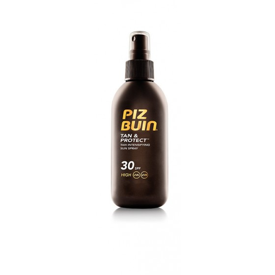 Piz Buin Tan and Protect Spray Solar SPF30 150ml