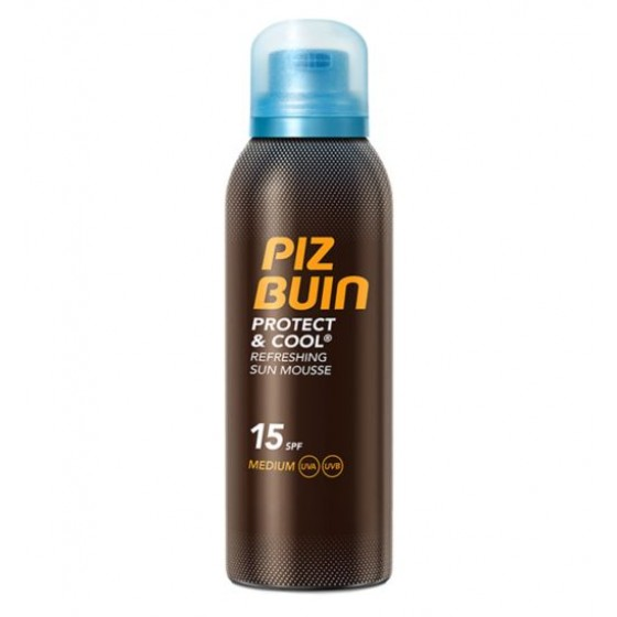 Piz Buin Protect & Cool Mousse FPS15 150ml