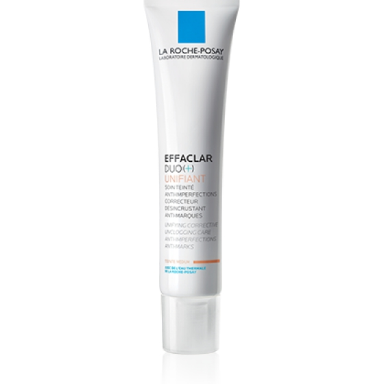 La Roche Posay Effaclar Duo(+) Unifiant Tom Médio 40ml