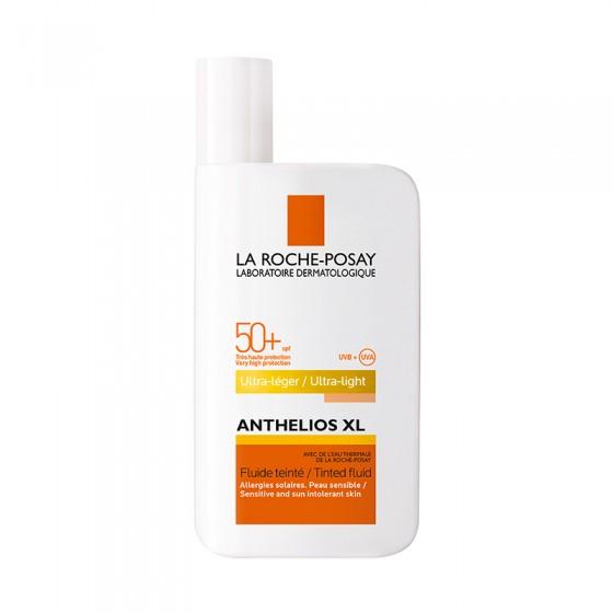 La Roche-Posay Anthelios Fluido Rosto com Cor FPS50+ Com perfume 50ml