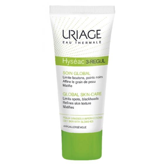 Uriage Hyseac  3-Regul Creme Cuidado Global 40ml