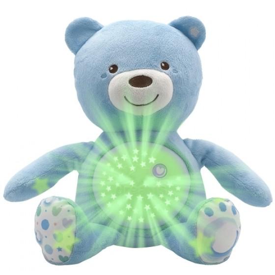 Chicco Ursinho Boa Noite Azul+0m