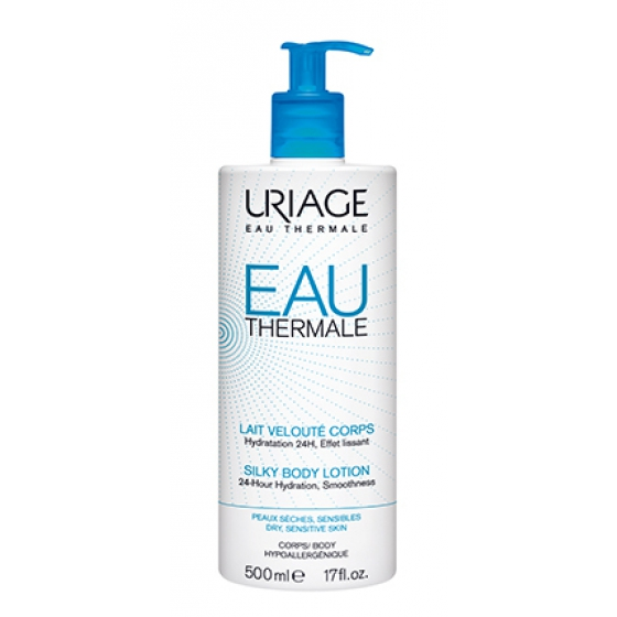 Uriage Eau Thermal Leite Hidratante Corporal 500ml
