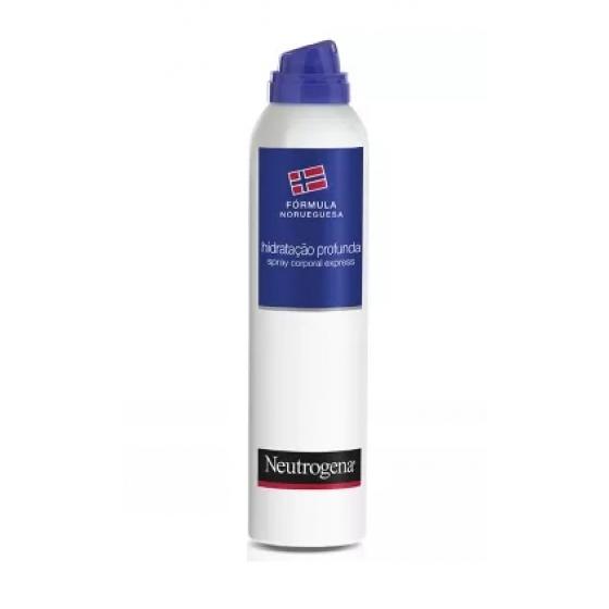 Neutrogena Spray Corporal Expresso Hidratação Profunda 200ml