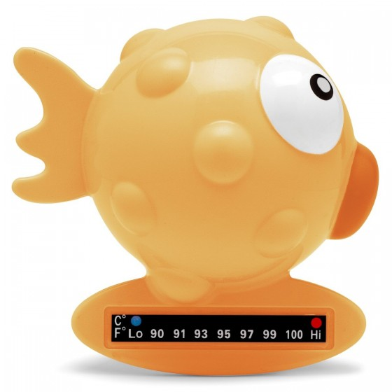 Chicco Termómetro de Banho Peixe Amarelo