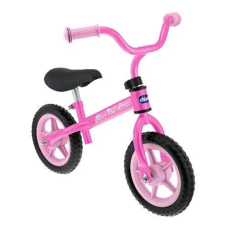 Chicco A minha primeira Bicicleta Rosa