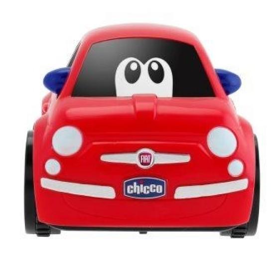 Chicco Turbo Touch  Fiat 500 Vermelho