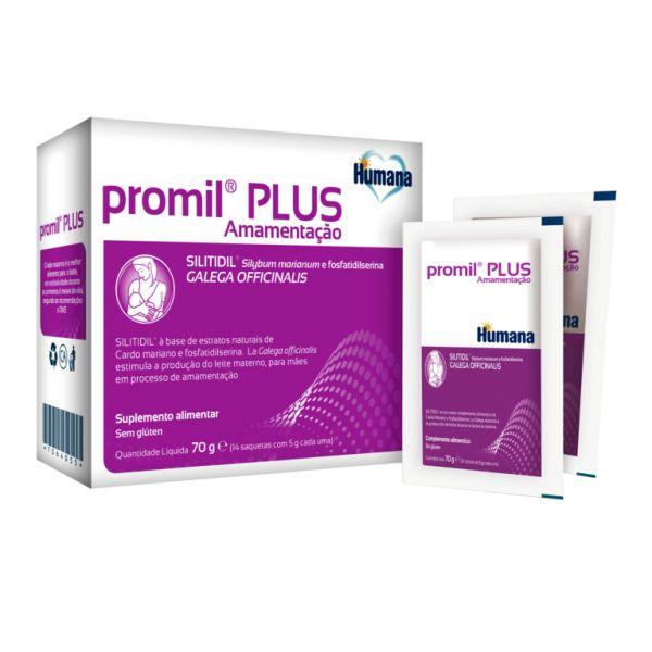 Promil Plus Po Saq 5g X14