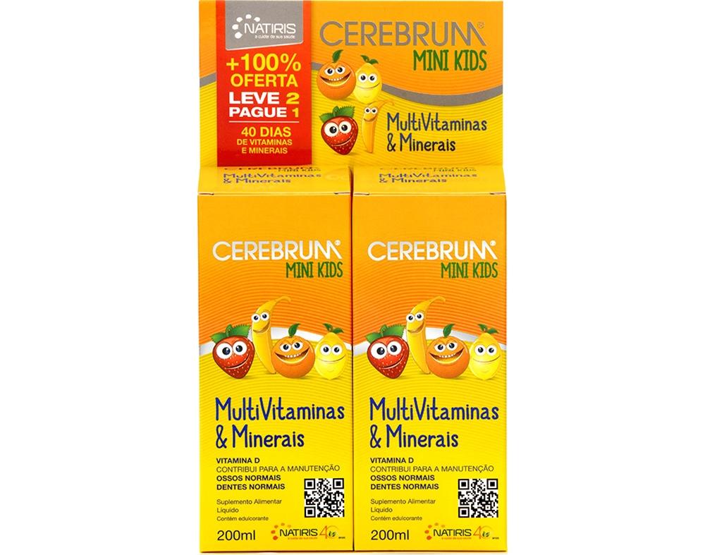 Cerebrum Mini Kids M&M 2=1