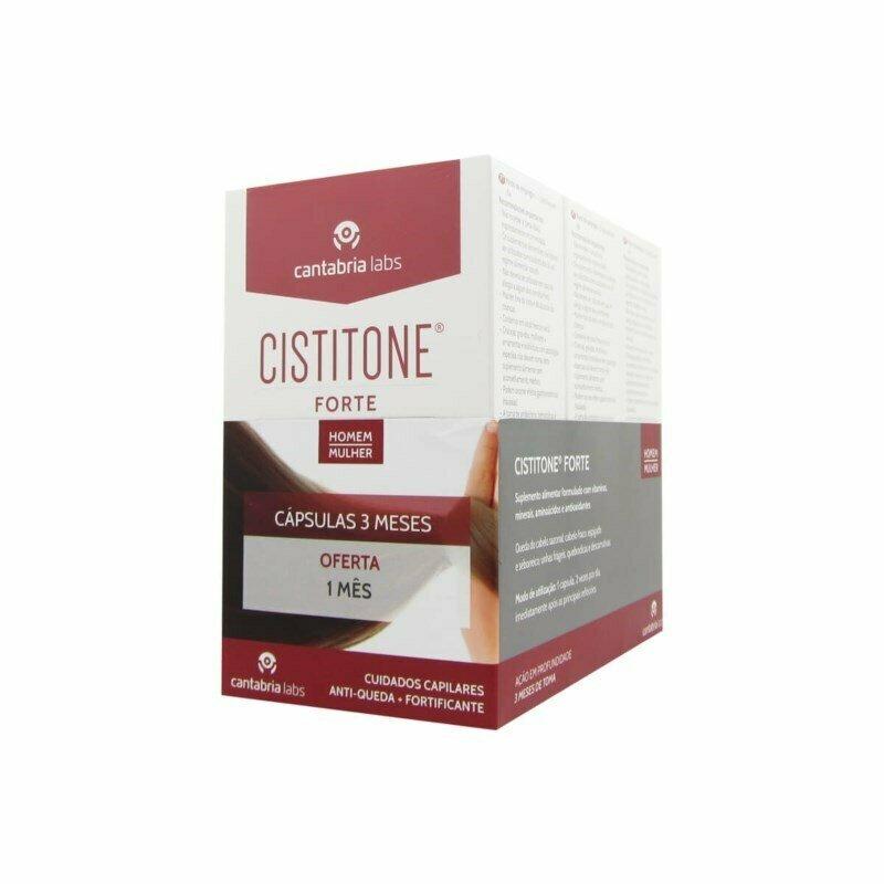 Cistitone Forte Trio Capsulas X60
