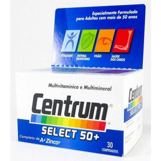 Centrum Select50+ x30