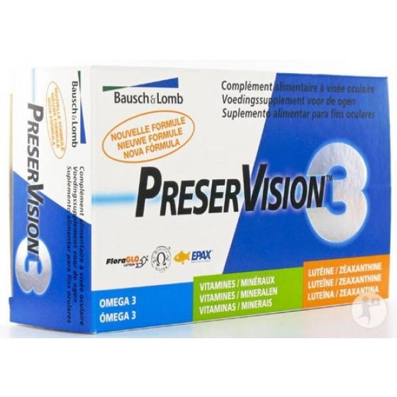 Preservision 3 Caps