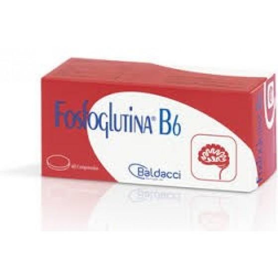Fosfoglutina B6 Comp X 60