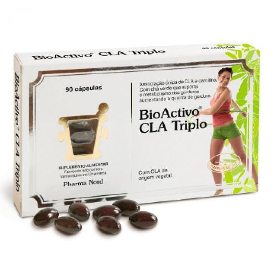 Bioactivo Cla Triplo Capsx90