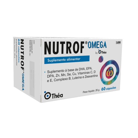 Nutrof Omega Caps X 60