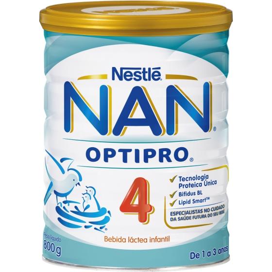 Nan 4 Sol Or Lactea Po 800g