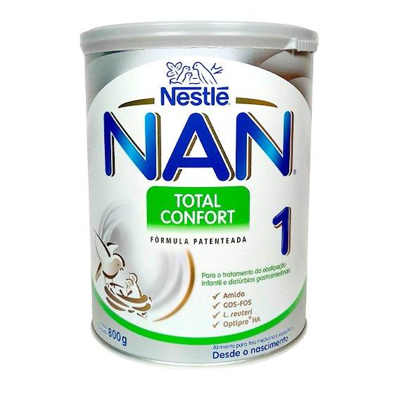 Nan Confort 1 Leite Lactente 800g