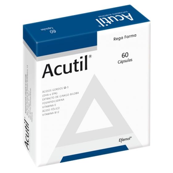 Acutil Caps X60