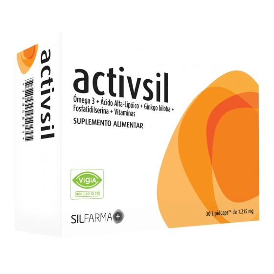 Activsil Lipid