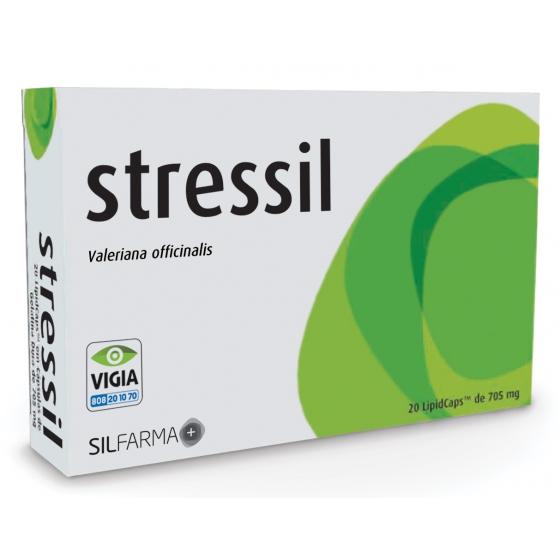 Stressil Caps X 60