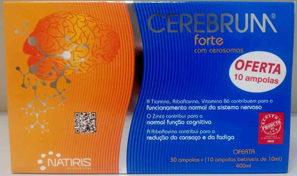 Cerebrum Forte Amp X30+10 oferta