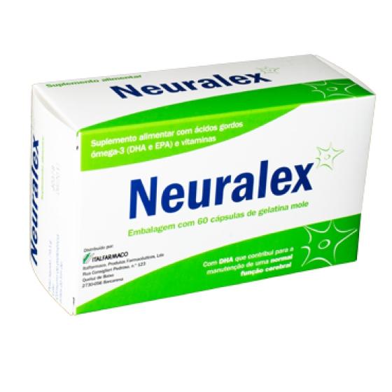 Neuralex Caps X 60