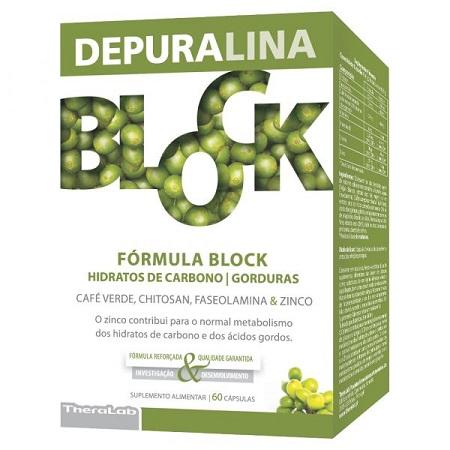 Depuralina Block Caps X 60 cáps(s)