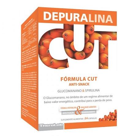 Depuralina Cut Caps X 84 cáps(s)