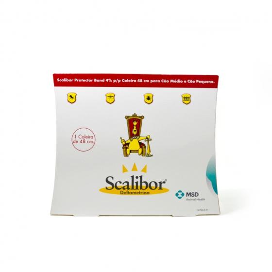 Scalibor Col Cao Med/Pq