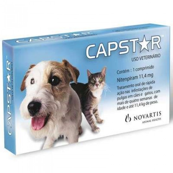 Capstar 11,4 mg X6
