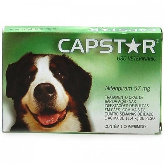 Capstar 57 mg X6