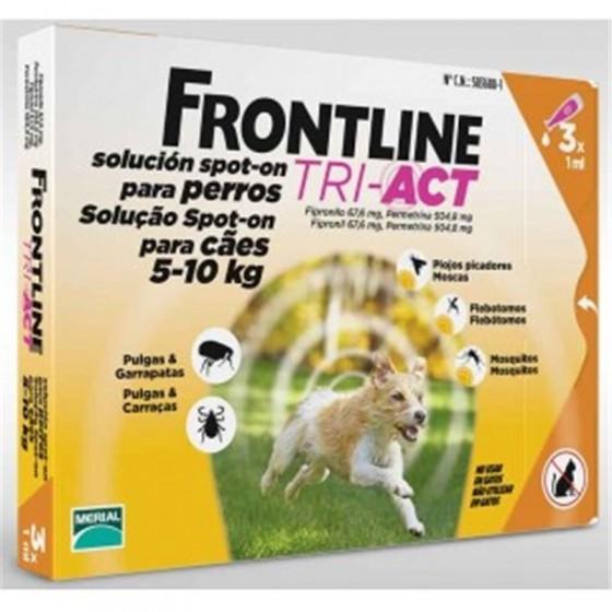 Frontline Tri-Act S Cao 5-10kg X3