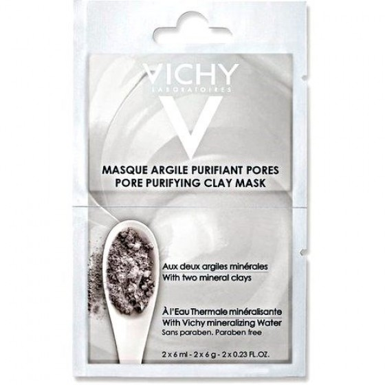 Vichy Pureté Thermal Máscara Purificante 2x6ml