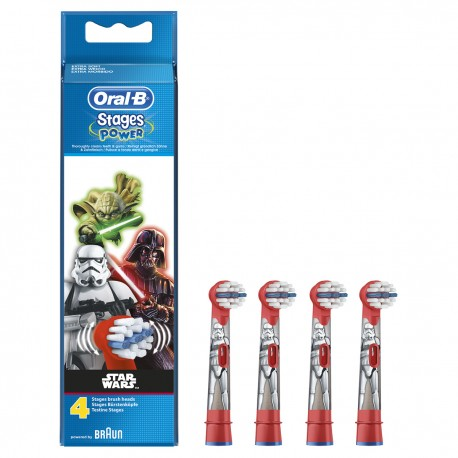 Oral B Rec Esc Elect Stages Star Wars X4