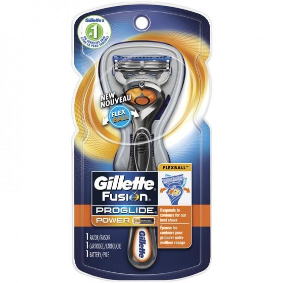 Gillette Máquina de Barbear Manual Fusion Proglide  Flexball