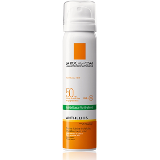 La Roche Posay Anthelios Bruma Invisível Antibrilho FPS50+ 75ml