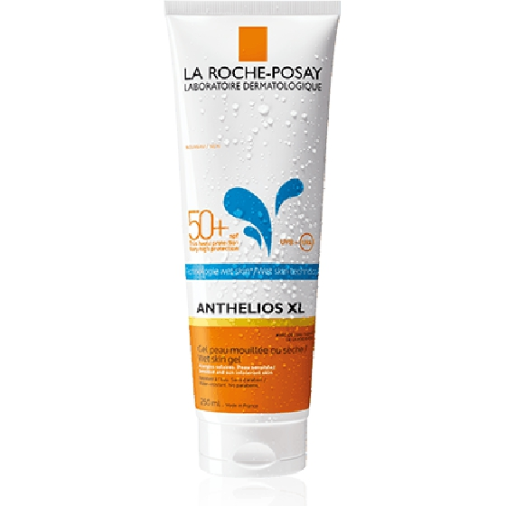 La Roche-Posay Anthelios Gel Wet Skin FPS 50+ 250ml