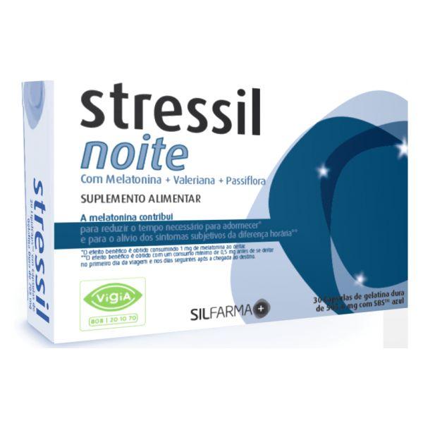 Stressil Noite Caps X 30