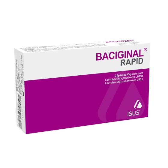Baciginal Rapid Caps Vag X14
