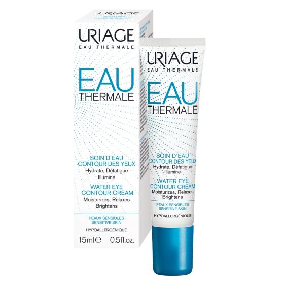 Uriage Eau Thermal Creme Contorno de Olhos de Água 15ml