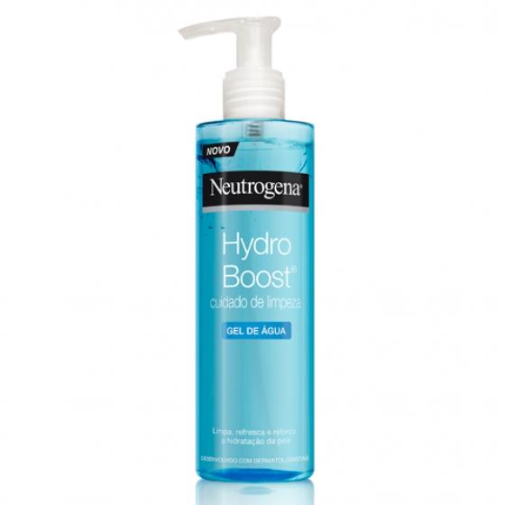 Neutrogena Hydro Boost Cuidado de limpeza Gel Agua 200ml