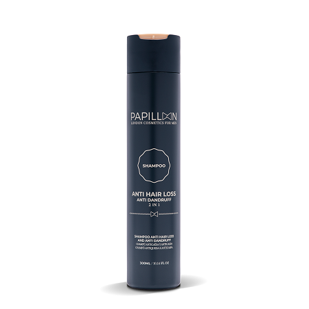 Papillon Anti Hair Loss & Anti Dandruff 300ml