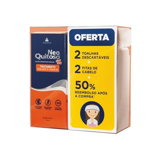 Neo Quitoso Plus 100+Toalha+Fita