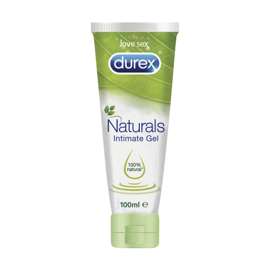 Durex Naturals Intimate Gel Lubrificante