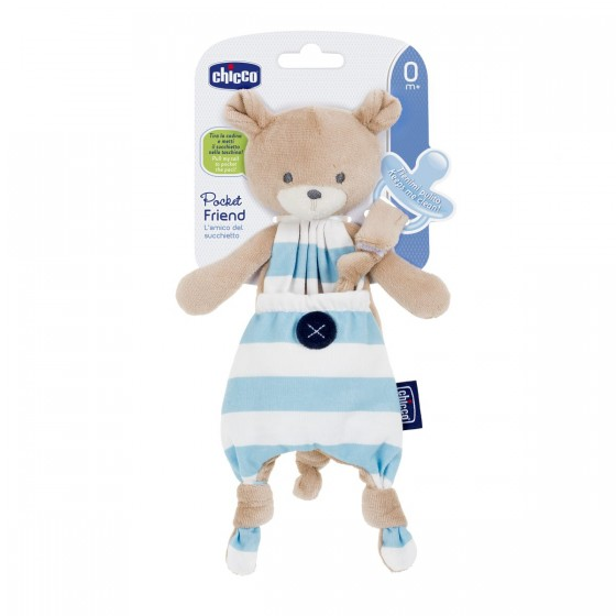Chicco Pocket Friend Menino 0M+ 0m+
